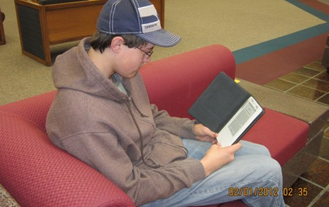 Cornette Library at WTAMU offers Kindles for checkout