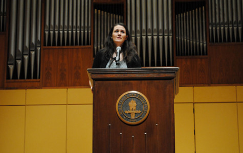 Liz Murray shares homeless to Harvard experience