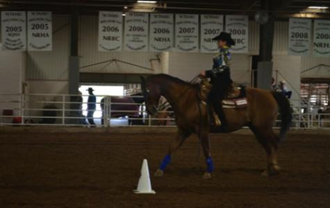 WT hosts equestrian horse show