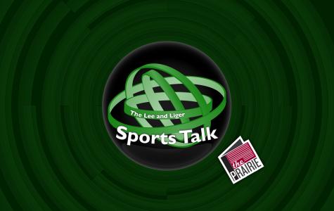 The Lee and Liger Sports Talk: Episode 8