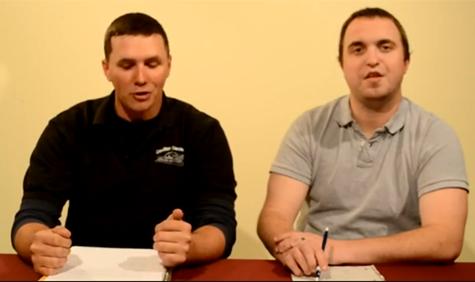 The Lee and Liger Sports Talk: Episode 2