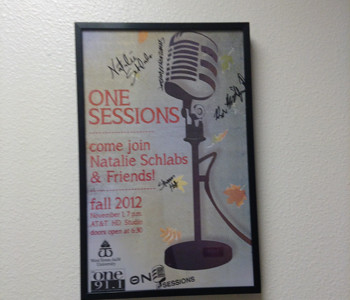 One Sessions wins Bronze Telly Award
