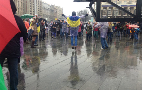 WT student experiences upheaval in the Ukraine