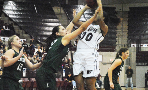 WT Lady Buffs defeat ENMU Zias on senior day