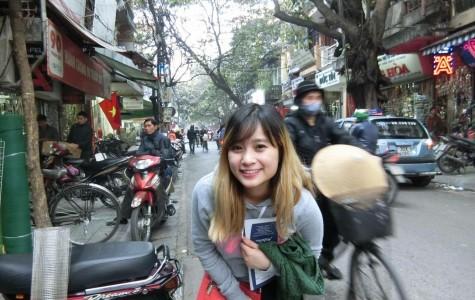 WT's Trang Nguyen recipient of prestigious Gilman Scholarship