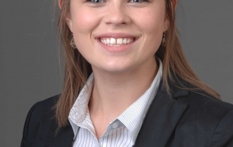 Kimber Harrison Named Student Employee of the Year