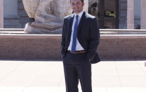 Zack McMeans Elected Student Body Vice President