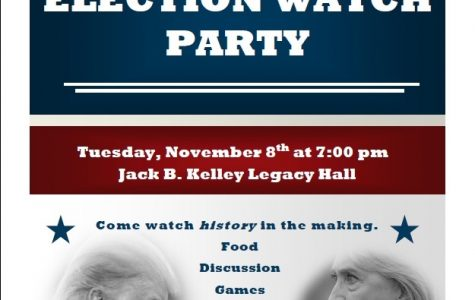 Election Night Watch Party