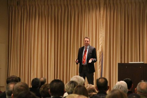 Economist, Author Addresses Agricultural Controversies