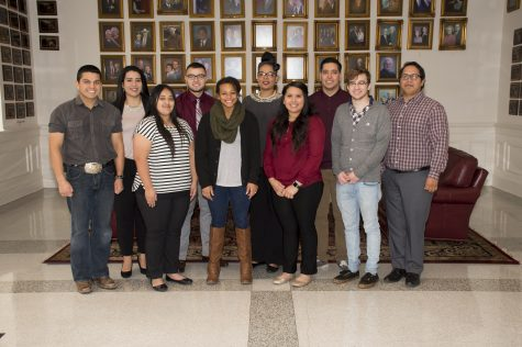 Grad school hopefuls 'expand horizons' as McNair Scholars
