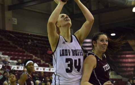 Wild Posts a Career High to Lead Lady Buffs Past TWU
