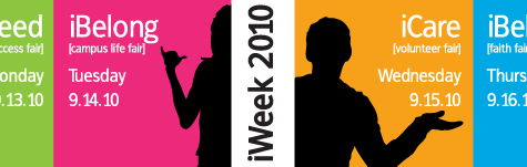 iWeek aims to get students involved, informed