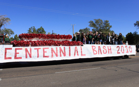 Homecoming Parade Photos