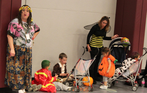Safe fun for kids at fall carnival
