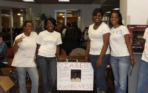 BWA raises awareness for diabetes
