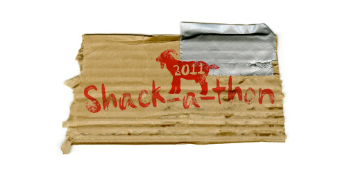 Shack-A-Thon. Courtesy of wtwesley.com.