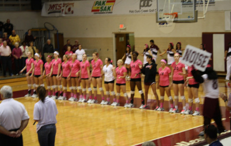 Lady Buffs Volleyball: This Week in Photos