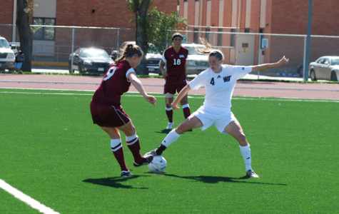 Lady Buffs Soccer: This Week in Photos