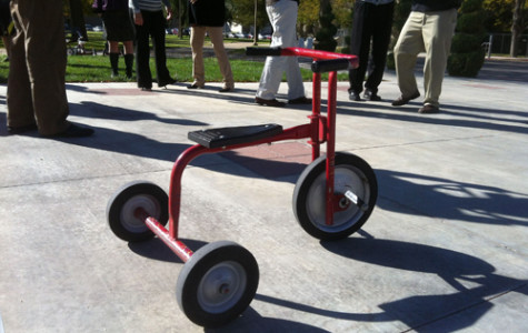 State Employee Charitable Campaign Tricycle Race: This Week in Photos