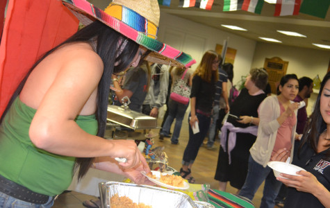 Atty Martinez brings the taste of Mexico to WT. Photo by Alex Montoya.