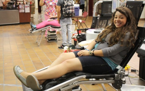 Blood Drive: This Week in Photos