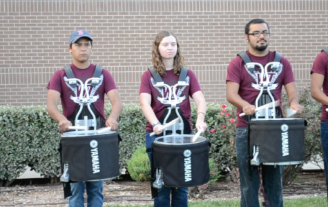 Homecoming 2012: Marching Band