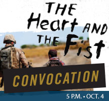 Navy SEAL to speak at WT Convocation