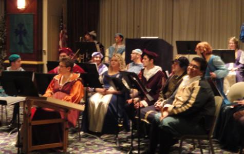 Annual Renaissance Feast benefits WT Music School
