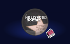 Hollywood Social Logo (Web Version). Art by Chris Brockman.