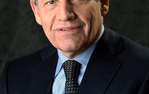 Bob Woodward serves as guest lecturer