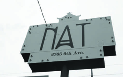 The Haunted Nat