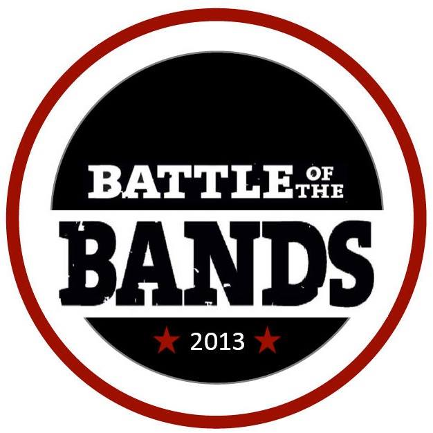 Battle of the bands logo. Photo courtesy of the event planning class Facebook page.