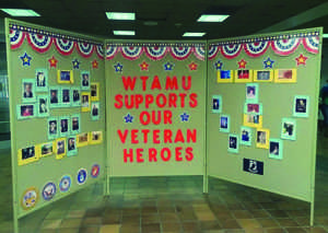 Military Appreciation Week at WTAMU