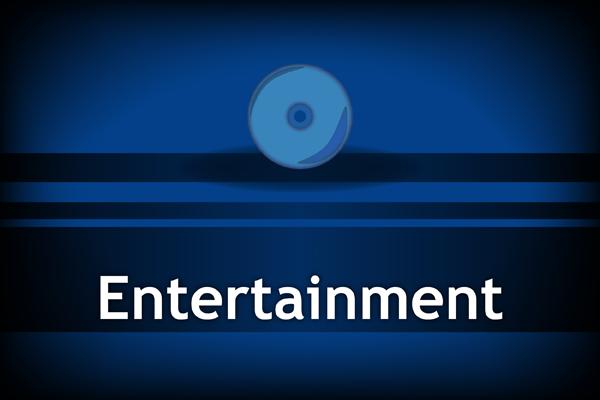 Entertainment. Art by Chris Brockman.