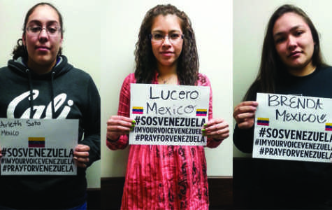 WT students convey on Venezuela crisis