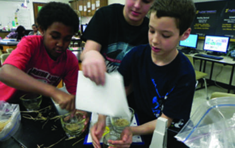 Grade schoolers battle arsenic in water