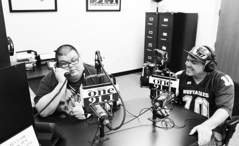 Brothers reignite morning show on 91.1 The One