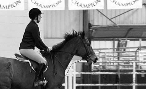Equestrian team season ends