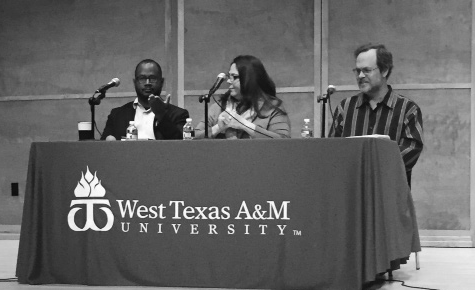 Faculty speak on women of Civil Rights Movement