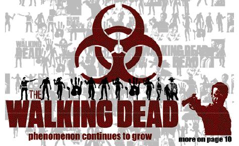 Psychology behind 'Walking Dead' phenomenon