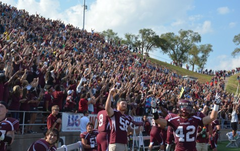 Homecoming 2015 Football Game: Buffs vs. Angelo State