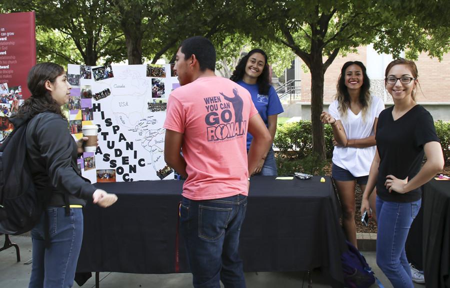 iWeek- iBelong | Campus Life Fair