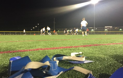 Intramural flag football returns