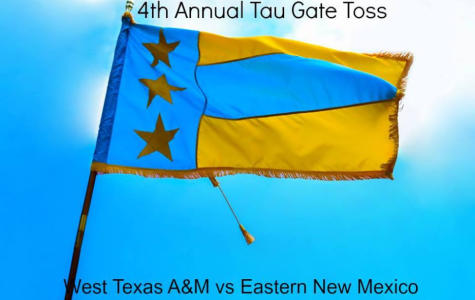 Proceeds from the Tau Gate Toss will benefit the Ronald McDonald House.