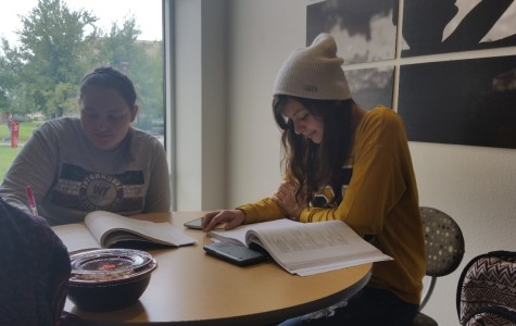 Students cope with midterm stress