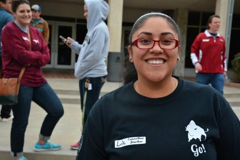 Liz Lopez ( Stanford Hall Coordinator)