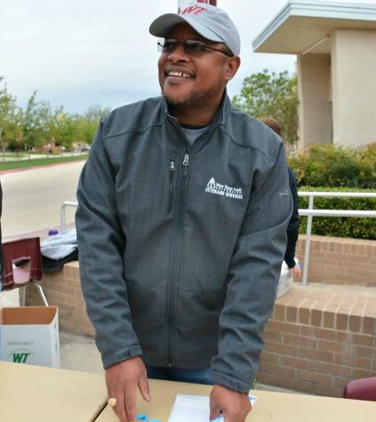 Leo Reid (Director of Veteran Service)