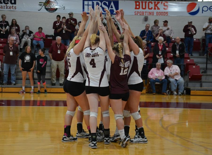 Volleyball: Lady Buffs against Tarleton State