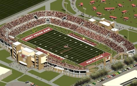 WT's New Stadium Proposal
