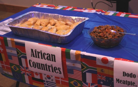 International Week Kick-Off Party
